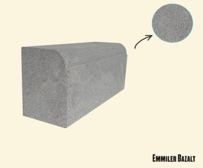 bazalt bordür proflli